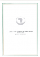 THE AFRICAN UNION CONVENTION ON CROSS-BORDER COOPERATION (NIAMEY CONVENTION) 7803-TREATY-0044: ENGLISH