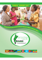 EASSI ANNUAL REPORT 2015