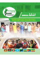 EASSI ANNUAL REPORT 2016