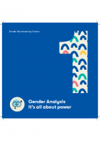 GENDER ANALYSIS ITS ALL ABOUT POWER GENDER-TOOLKIT 1