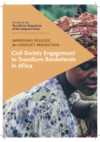 FLYER-IMPROVING POLICIES FOR CONFLICT PREVENTION CIVIL SOCIETY ENGAGEMENT TO TRANSFORM BORDERLANDS IN AFRICA (CBC Project)