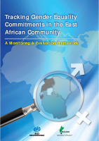 TRACKING GENDER EQUALITY COMMITMENTS IN THE EAC; A MONITORING AND EVALUATION FRAMEWORK