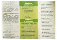 UNDERSTANDING COOPERATIVES (LUGANDA)