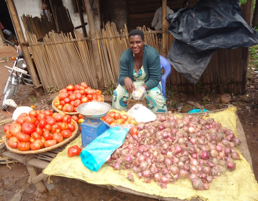 WEJ Women's Economic Justice East Africa, woman traders