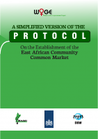 WOGE SIMPLIFIED VERSION OF EAC COMMON MARKET PROTOCOL