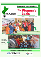 WOMEN'S LEXIS NEWSLETTER MAY- AUG 2017